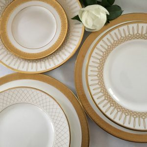 Mix and Match Placesettings