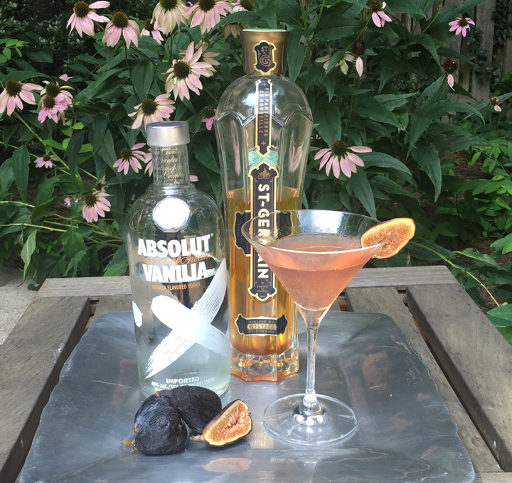 A figtabulous celebration deserves a fabulous figtini!